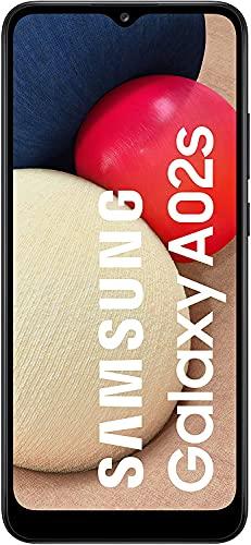 Samsung Galaxy A02s 4G - Noir - 32Go - Smartphone Android débloqué - Version Française - Ecouteurs inclus