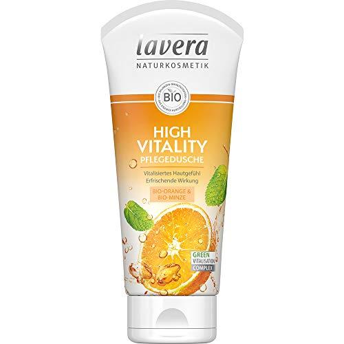 Lavera Douchegel High Vitality 200ml - Natuurlijk product