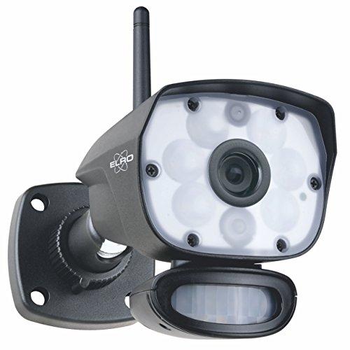 ELRO CC60RIPS Color Night Vision IP Camera - WiFi-bewakingscamera - HD Bewakingscamera voor buiten
