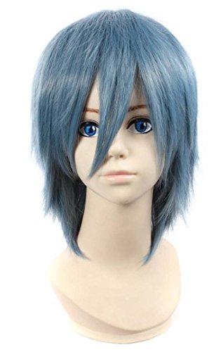 etruke court Anime court Togainu no Chi Akira droite cosplay perruques