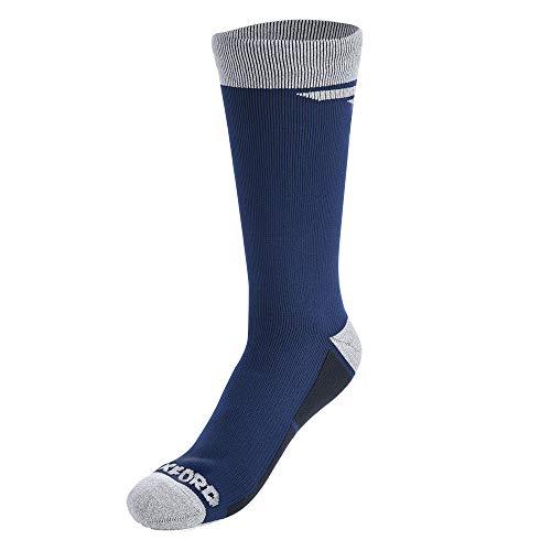 Oxford Unisex's Oxsocks waterdichte sokken, blauw, 4-UK 6