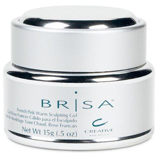 CND Brisa Nagellack, warmes Rosa semi-transparent 14g.