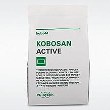 Confezione da 1 Busta Polvere Kobosan per Lavaggio Tappeti a Secco Aspirapolvere Vorwerk Originale