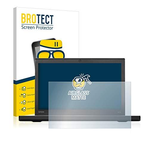 BROTECT Entspiegelungs-Panzerglasfolie kompatibel mit Lenovo ThinkPad X270 - Anti-Reflex Panzerglas Schutz-Folie Matt