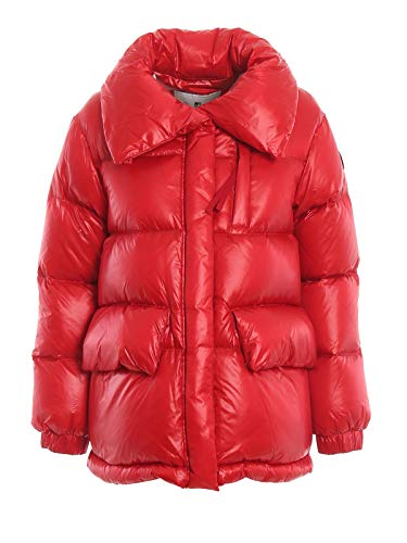 WOOLRICH Luxury Fashion Damen WWCPS2786UT17025405 Rot Polyamid Steppjacke | Herbst Winter 19