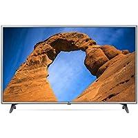 """LG 32LK6200PLA - Smart TV Full HD de 80 cm (32"""") con Inteligencia Artificial, Procesador Quad Core, HDR y Sonido Virtual Surround Plus, Color Blanco Perla"""
