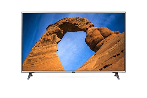 "LG 32LK6200PLA - Smart TV Full HD de 80 cm (32"") con Inteligencia Artificial, Procesador Quad Core, HDR y Sonido Virtual Surround Plus, Color Blanco Perla"
