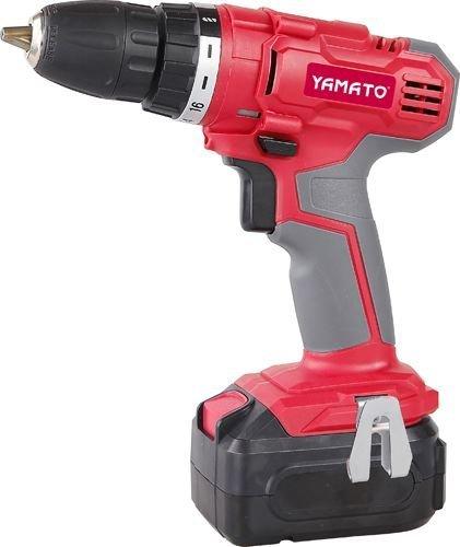 YAMATO 7200009 Taladro atornillador, 12 W, 12 V