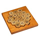 The Great Minds Range 1095 - Aristoteles, Puzzle numérico