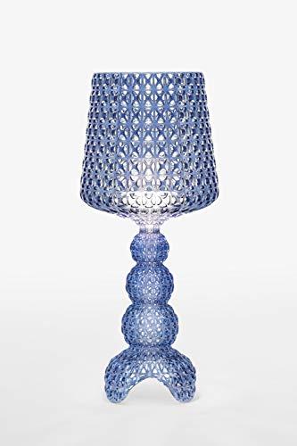 Kartell 9200/AZ Mini Kabuk lamp, blauw