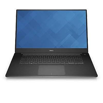 Dell Precision M5510 WorkStation, 15.6inch UHD IGZO Touchscreen, Intel Core i7-6820HQ, 16 GB DDR4, 512 GB SATA SSD, NVIDIA Quadro M1000M, Windows 10 Pro (Renewed)