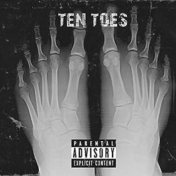 TEN Toes!