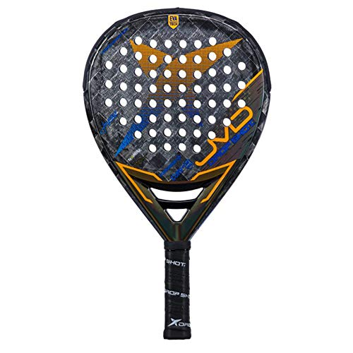 DROP SHOT Pala Conqueror 8.0, Adultos Unisex, Multicolor,