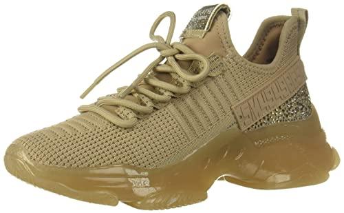 Steve Madden Women's Maxima Sneaker, Blush Multi, 8.5