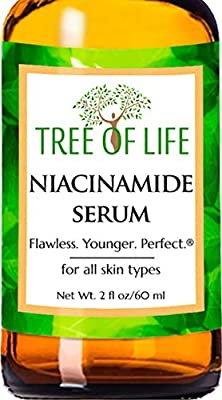 Niacinamide B3 Face Moisturizer Serum, Double Size from Tree Of Life Beauty