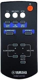 Genuine Yamaha FSR60 WY57800 Soundbar Remote Control