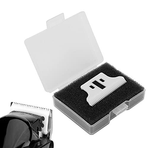 Cuchilla para cortadora de cabello, rápida y segura Resistente al desgaste Antióxido Cuchilla para cortadora de cabello de repuesto profesional Ligera para cortar el cabello