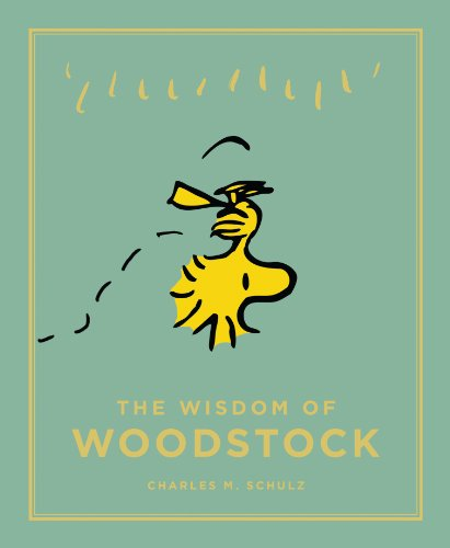 The Wisdom of Woodstock: Peanuts Guide to Life (English Edition)