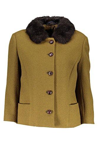 Gant C. Wool Blazer W Fur Americana para Mujer