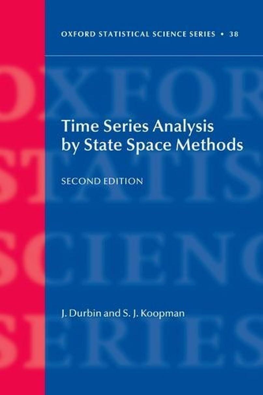 インペリアルミリメーターボクシングTime Series Analysis by State Space Methods (Oxford Statistical Science Series Book 38) (English Edition)