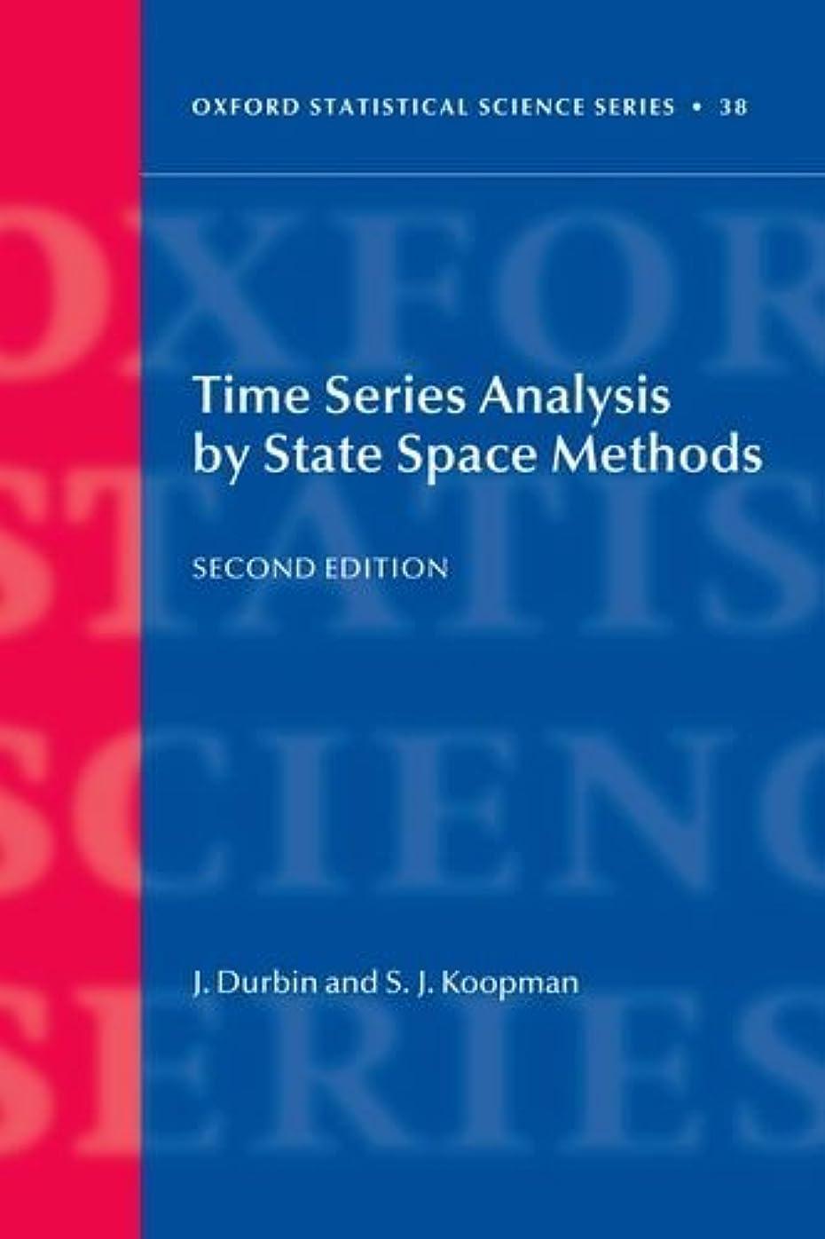エレクトロニック取るに足らないタックルTime Series Analysis by State Space Methods (Oxford Statistical Science Series Book 38) (English Edition)