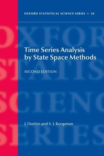 Time Series Analysis by State Space Methods: Second Edition (Oxford Statistical Science Series Book 38) (English Edition)