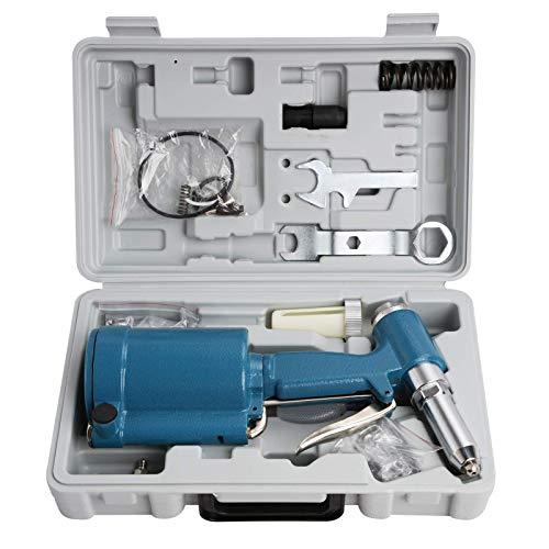 WINTOOLS Pneumatic Air Hydraulic Pop Rivet Gun Riveter Riveting Tool w/Case