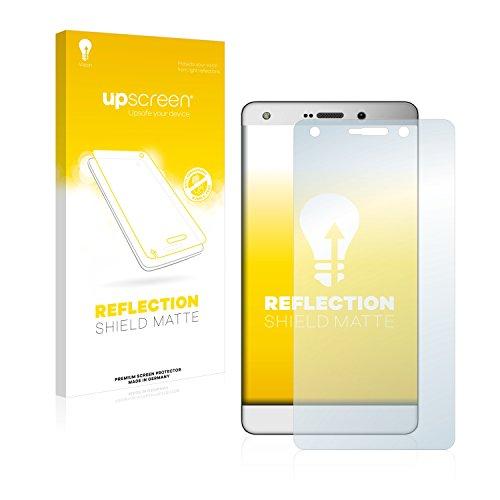 upscreen Entspiegelungs-Schutzfolie kompatibel mit Archos Diamond 2 Plus – Anti-Reflex Bildschirmschutz-Folie Matt