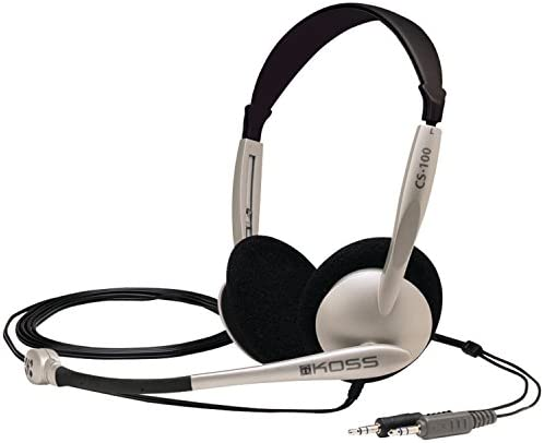 Top 10 Best koss cs100 speech recognition computer headset