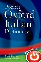 Pocket Oxford Italian Dictionary: Italian-english/ English-italian