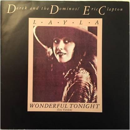 Derek And The Dominos / Eric Clapton - Layla / Wonderful Tonight (Live Version) - [7