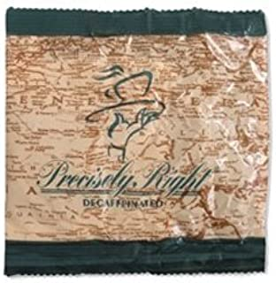 4 Cup Decaffeinated 100 Percent Arabica Coffee Packets, 200 Packets per Case