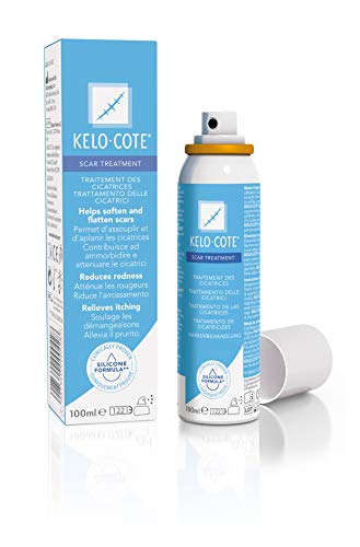 Kelo-cote Advanced Formula Scar Gel Spray 100ml -  Sinclair IS Pharma, SINCL7927340000428