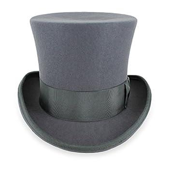 Best grey top hat Reviews