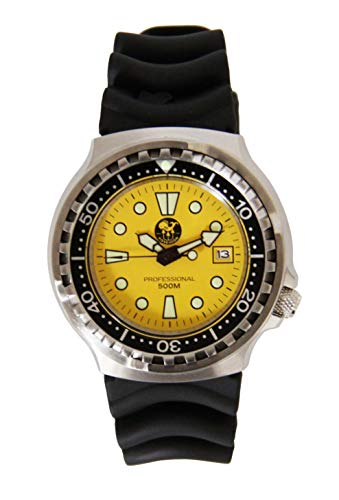Poseidon Dive Watch Professional 500 m...