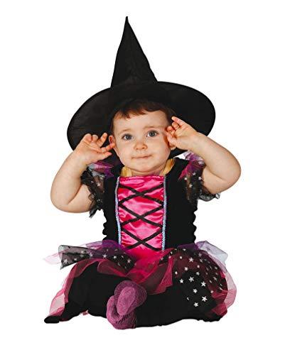 Horror-Shop Süße Hexe Babykostüm S