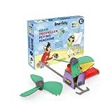 Smartivity Gear Propeller Flying Machine for 6+ Years Boys and Girls, STEM, Learning
