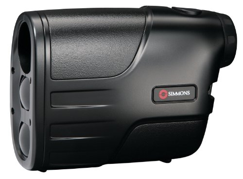 Simmons VLRF 600 Vertical Laser Range Finder, Black