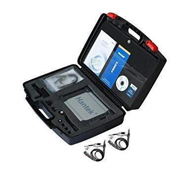 SCLL DSO3064 Kit II 4CH 60MHz Automobile Diagnostic Oscilloscope de Hantek