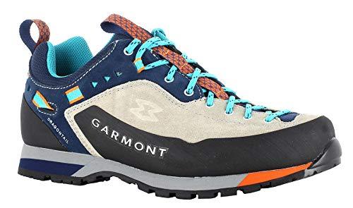 GARMONT Dragontail LT WMS leichte Damen Zustiegsschuhe/Wanderhalbschuhe mit Vibramsohle (40 EU)
