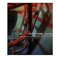 Mzdesign Tm Network Getwildエレクトロニックマキシミュージックアルバムポスターキャンバス絵画壁アート写真家の装飾用-50X50Cmx1Pcs-フレームなし
