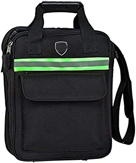 Multi-purpose backpack Reflective Striped Power Tool Shoulder Bag, Fashion Travel Duffels Multi Function Tool Storage Hand...