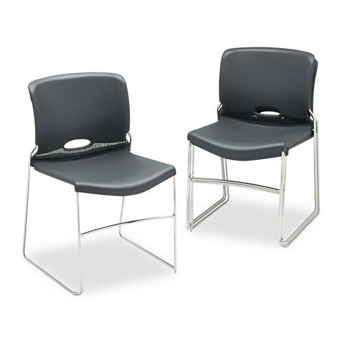 Hon Olson Stacker Chair, Lava, 4/Carton (HON404111) Category: Stacking Chairs