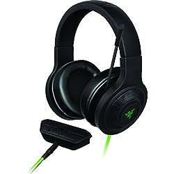 Razer Kraken Cuffie da Gioco Xbox Gaming Headset, Nero