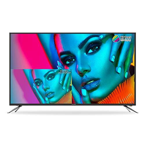 Fernseher Kiano Slim TV 127 cm [50 Zoll Full HD] (Triple Tuner, DVB-T2, CI, CI+) Multimedia über den USB, Fernseher 50