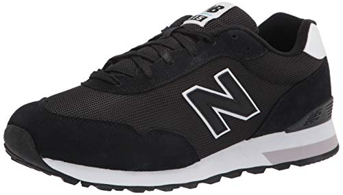 New Balance 515v3, Zapatillas Mujer, Black, 40 EU