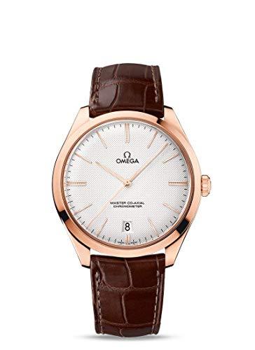 Omega de Ville Trésor Master 432.53.40.21.02.002–Reloj para hombres, 40mm