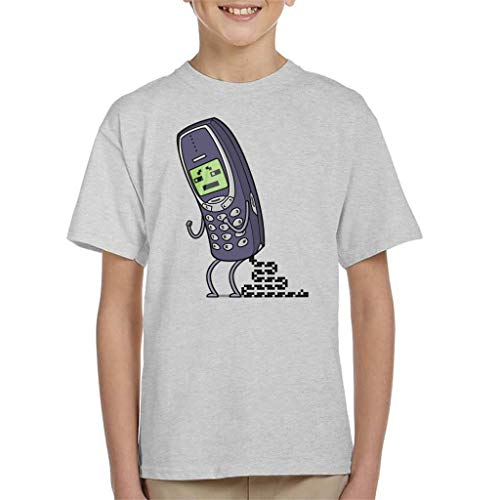Snake Happens Phone Kid's T-Shirt