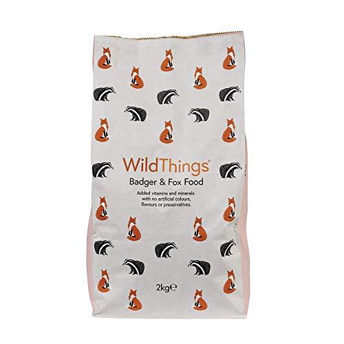 Wildlife World 190751/3535 2kg Badger/Fuchs Futter