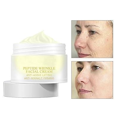 Peptide Anti Wrinkle Friming Anti Aging Lifting Facial Cream Skin Care Whitening Cream